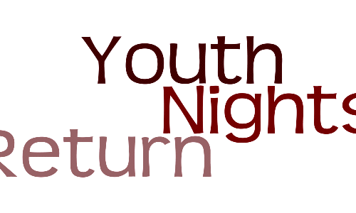 Youth Nights are Back!