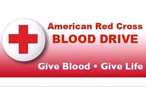 Blood Drive - June 16th: 9am - 2pm